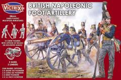 British Napoleonic Foot Artillery