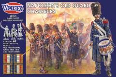 Napoleon's Old Guard Chasseurs