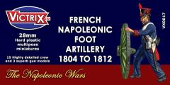 French Napoleonic Artillery - 1804-1812