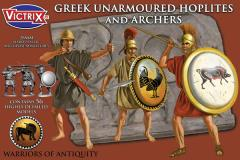 Ancient Greek Unarmored Hoplites - 450-300 BC
