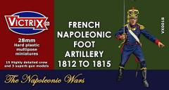 French Napoleonic Artillery - 1812-1815