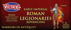 Early Imperial Rome Legionaries Advancing