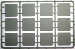 40mm Square Bases (48)