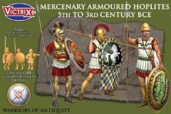 Mercenary Armored Hoplites - 5th to 3rd Century BC