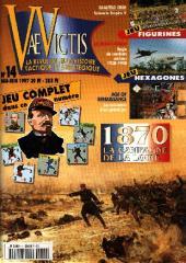#14 w/Campaign De La Loire, 1870