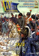 #52 w/The Campaigns of France, 1814
