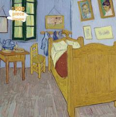 Vincent Van Gogh - Bedroom at Arles