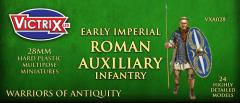 Imperial Roman Auxillary Infantry - Early