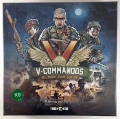 V-Commandos (Kickstarter Edition)