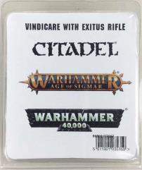 Vindicare w/Exitus Rifle