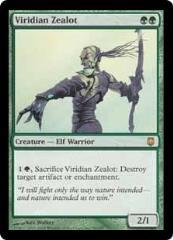 Viridian Zealot (R)