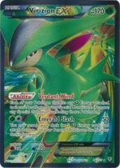 Virizion EX (96 Full Art) (Ultra R) #96 (Holo)