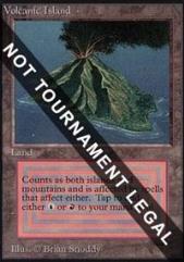 Volcanic Island (CE) (R)