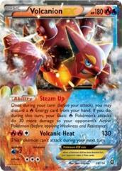 Volcanion EX (Ultra R) #26 (Holo)