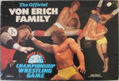 Official Von Erich Family World Class Championship Wrestling Game, The