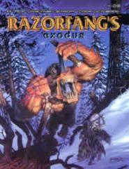 Razorfang's Exodus