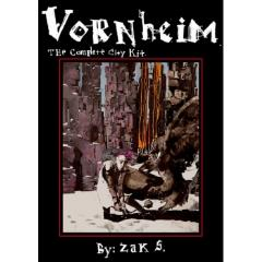 Vornheim - The Complete City Kit (1st Printing)