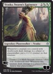 Vraska, Swarm's Eminence (U)