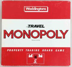 Monopoly (UK Travel Edition)