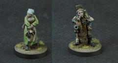 Generic Archetypes A (Miner, Medic)
