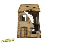Ruined Terrace House