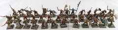 Ancient Briton Warriors Collection #1