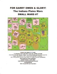 Small Wars #7 - For Garry Owen & Glory, The Indian Plains Wars
