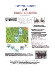 Sky Warriors and Horse Soldiers