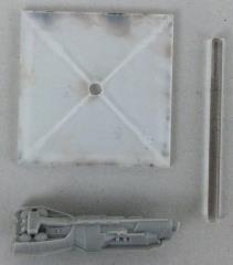 Flechette Light Frigate
