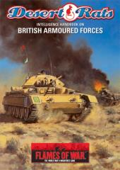 Desert Rats - Intelligence Handbook on British Armoured Forces