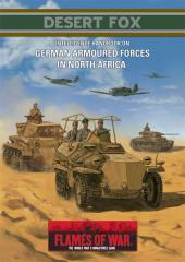 Desert Fox - Intelligence Handbook on German Armoured Forces in North Africa