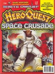 """#134 """"New Rules for Space Crusade, Advanced Heroquest"""""""