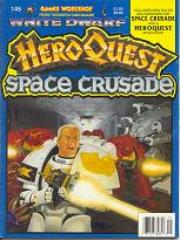 "#145 ""Space Crusade - Renegade Campaign, Heroquest Adventure, 11 Tyranid Army Cards"""