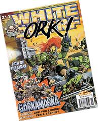 """#214 """"Fate Cards for Epic 40k, Attack of the Tyranids, Gorkamorka Special Report"""""""