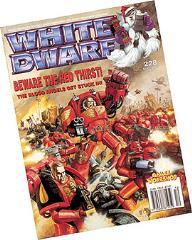 "#228 ""A Battle of Beards, Blood Angels, Baal Predator"""