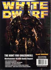 """#260 """"The Cursed Company, Duel of the Guardians, The Hunt for Ghazghkull"""""""