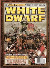 "#284 ""40k Imperial Guard, Army Counters, Warhammer - The Gerneral's Compendium"""