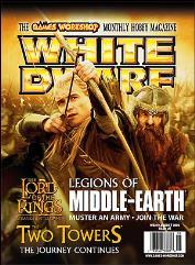 """#319 """"The Legions of Middle-Earth, Eldar Rangers, Lizardmen"""""""