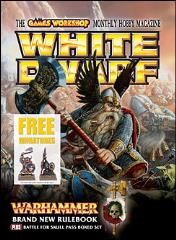 """#320 """"New Warhammer Rulebook, Cities of Death - Ork Town, 2 Free Miniatures"""""""