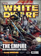 "#324 ""The Empire, Assault Troops in 40k, Warhosts of the Firstborn"""