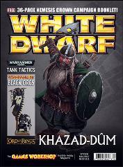 "#328 ""Khazad-Dum, Tank Tactics, Black Orcs"""