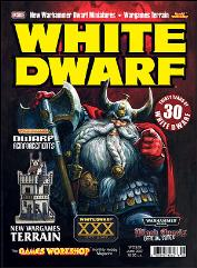 "#329 ""30 Years of White Dwarf, Dwarf Reinforcements, Blood Angels Codex"""