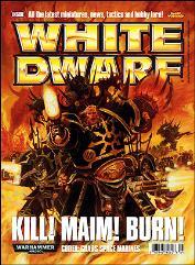 "#332 ""Kill! Maim! Burn! Codex Chaos Space Marines"""