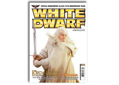 """#385 """"Special Warhammer 40k 25th Anniversary Issue, The Armies of Middle-Earth"""""""