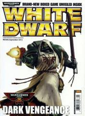 "#392 ""Dark Vengeance, The Hellfire Stone, Warhammer - Ancient Rivals"""