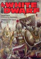 "#53 ""Minas Tirith for Warhammer, Traveller, AD&D Scenario"""