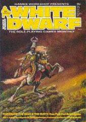 "#83 ""The Black Knight Adventure for Pendragon, Warhammer, & AD&D"""