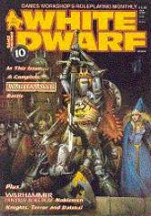 """#91 """"Complete Warhammer Battle, Noblemen"""""""