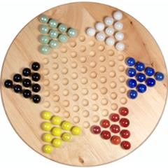 "Chinese Checkers (11.5"" Board)"