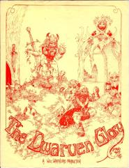Dungeon Master Kit #2 - The Dwarven Glory (1st Edition, 1st Printing) w/TSR on Title Page